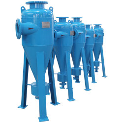 Cyclone Water Separator Filter for Removing Large Particles