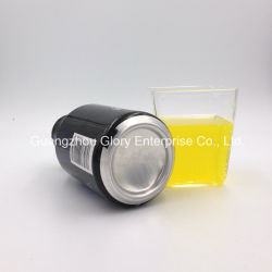 290ml Aluminum Bottle OEM Brand Carbonated Vitamin Fruit and Taurine Energy Drink