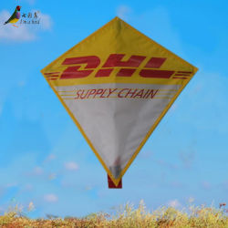Customized/OEM Outdoor Sport Advertising/Promotion/Promotional Item Gift Logo Kite Toy for Sale/Christmas