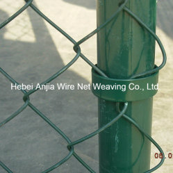 Galvanized Welded Wire Mesh Fence Netting for Basketball Sports