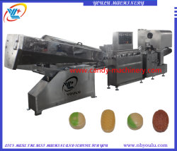 Automatic Die Forming Hard Candy Production Iine with High Output Candy Candy Machine