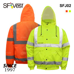 Standard Sports Protective Construction PPE Hi Viz Water Proof Work Wear Apparel