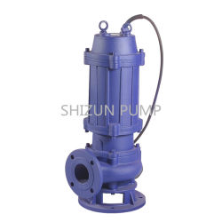 Weak Corrosive Slurry Centrifugal Submersible Sewage Pump
