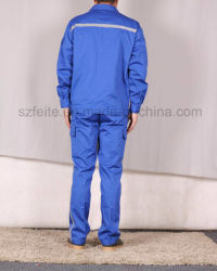 65% Polyester 35%Cotton Manufacture High Quality Men Working Wear Garments