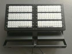 IP65 Outdoor High Mast Sport Staduim Lighting 800W LED Flood Light with Ies