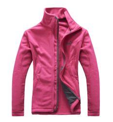 Outdoor Ladies Sportswear Polar Fleece Jacket Coat Clothing