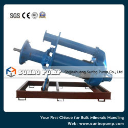 Chinese Centrifugal High Quality Mining Vertical Slurry Pumps
