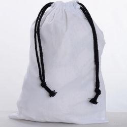 Cotton Drawstring Bags Custom/ Canvas Drawstring Bag Wholesale/ Cotton Laundry Bag with Logo