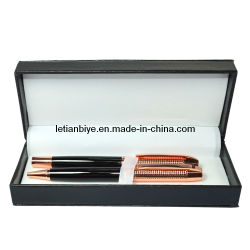Rose Gold Gift Metal Pen and Nice Box Package (LT-Y128)