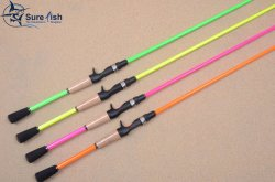 Wholesale Im12 Toray Nano Carbon Bait Casting Fishing Rod