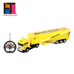 Wholesale RC Toys Electric Plastic RC Container Truck