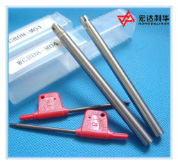 Tungsten Carbide Boring Rods with Exchangeable Milling Tool Head