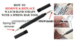 Spring Bar Tool Replace and Remover a Strap