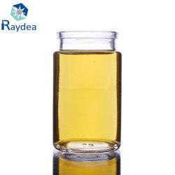 Straight Side 250ml Flint Round Glass Jar