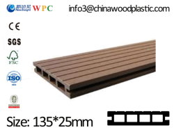 Supplier for Olympic, High Quality PE WPC Outdoor Decking