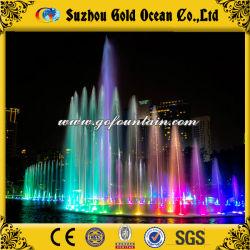 Upward Ejection Spray Musical Dancing Fountain (GO-SP-UE)