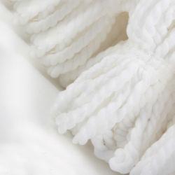 Cheap Household Cotton Yarns Natural White Mop Head