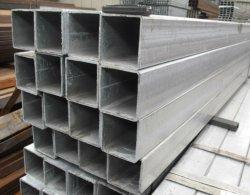 Trade Assurance Carbon Steel Square Pipe Galvanized Rectangular Tube Price Per Ton