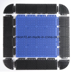 Multi-Sports Soft Plastic Resilient PP Sports Court Flooring