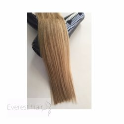 Blonde Virgin Remy Cuticle Human Hair Extensions Bundles Bulk