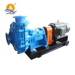 Horizontal Mining Minerals Processing Dewatering Water Centrifugal Slurry Pump
