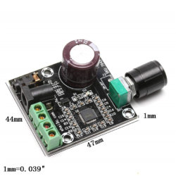 China Class-d Audio Amplifier Board, Class-d Audio Amplifier