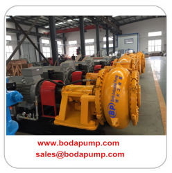Sand and Water Application and Sand Pump Type Gravel Sand Pump