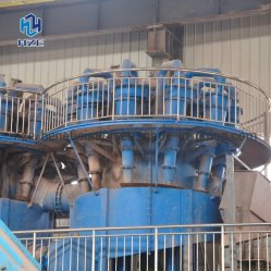 Mining Equipment Copper Mine Slurry Hydrocyclone Cluster of Mineral Processing
