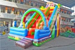 Winnie The Pooh Inflatable Slide Chsl410