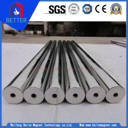 Ce Certification Stainless Steel Pipeline Magnetic Rod/Bar for Mining/Cement/Steel Plant