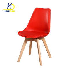 Manufacturer Price Famous Designer Tulip Dining Chair For Restaurant