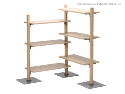 Boutique Display Rack Cosmetic Shelf Display Rack Shoe Rack Sample