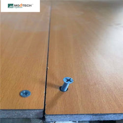 Fire Resistant Material MGO Board SIP Glass Magnesium Sulfate Board for Fireproof Place 12mm Factory Price