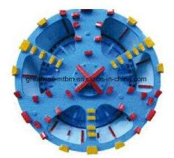 Npd1200 Slurry Balance Microtunnel Boring Machine Pipe Jacking