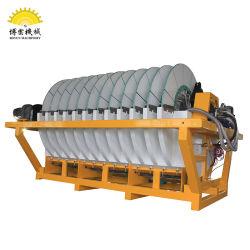 Mineral Slurry Dewatering Vacuum Ceramic Disc Filter Machine