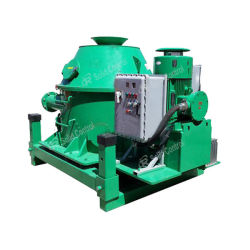 55kw Capacity Mud Vertical Cutting Dryer for Oil Mud separation