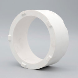 92% AluminaCeramic Tube Pipe Roller for Slurry and Ash Piping