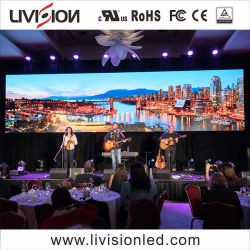 P3.91 Flexible LED Rental Solution Display Screen System for Events