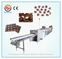Automatic Chocolate Depositing Machine with CE