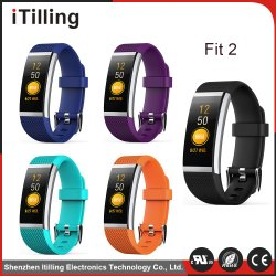Wholesale Factory Bt Bracelet Silicone Fitband Intelligent Sport Waterproof Touch-Screen Smart Watch