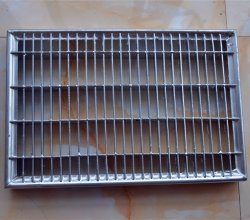 Steel Grate Accord with Fire Regulation