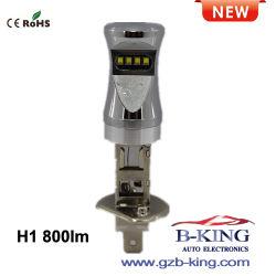Super Bright H1 800lm Zes LED Fog Light Bulb (H4 H7 H11 HB3 HB4 880