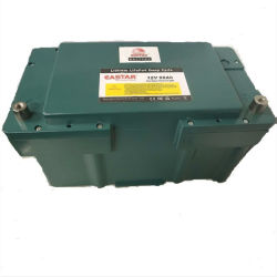 Factory Sales Price 12V 90ah Lithium Battery with BMS for Solar Energy Storage with RoHS/Ce Approved