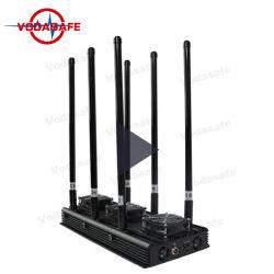 Stationary Vodasafe Jammer Block for Mobile Phones Walkie-Talkie GPS Tracker Lojack Wi-Fi