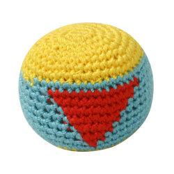 Custom Design Promotion Woven Juggling Ball