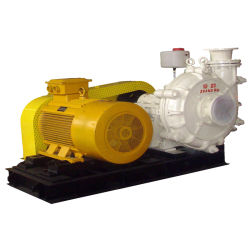 Horizontal Single Stage Centrifugal Mining Slurry Pump (TZJST-350-1000)