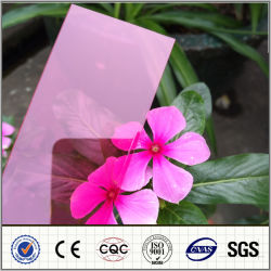 Clear Polycarbonate Solid Sun Sheet PC Plastic Panels Roofing Greenhouse Hollow Sheet