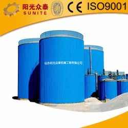 AAC Block Making Machine -Slurry Storage Tank