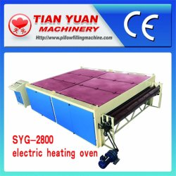 Electricity Heating Oven by Silicon Tubes