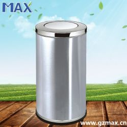 Collection Of Large Colorful Trash Cans Garbage Bins With Recycle Mark Stock Photo 13964425